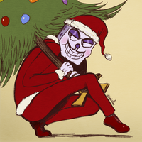CH - How King Dice Stole Christmas [C] by Atlas-White
