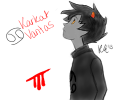 Karkat Vantas - Color by s0lar-sail0r