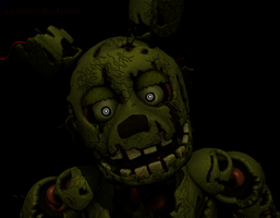 [SFM FNAF Remake] Springtrap Jumpscare Thing 2 by Fazbearmations