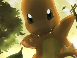 Pokemon: Charmander by mark331
