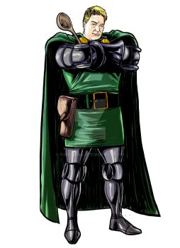 Dr. Doom by paperlab