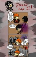 Jenn Plays Dragon Age II 9 by Kuocomics