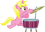 Sunshine On The Drums by IronM17