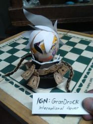 Elsword Glaive Easter Egg Contest Entry by tyuryo555