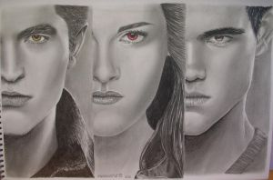 Forever - Breaking Dawn Part 2 by elenouska15