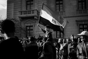 Egyptian Revolution 003 by MahmoudYakut