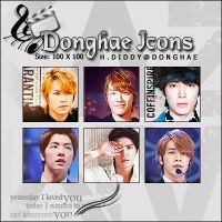 Collection Donghae 10 ICONS by H-Diddy