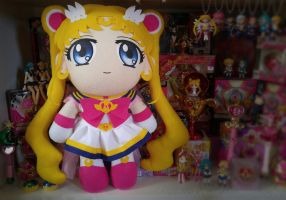 17'' Super Sailor Moon Plush by sakkysa