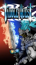 Taddle Quest Phone Wallpaper by raidenzein