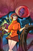 Velma and the Space Phantom by RodneyCJacobsen