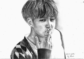 Jungkook [BTS FIRE] by Wiwis1