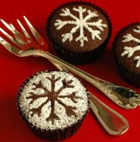 Catching Snowflakes by christmas-cupcakes
