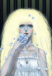 Flower Doll by look