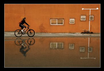 Urban Doubles by gilad