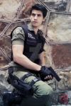 Chris Redfield by matredfield