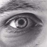 Dino Tomic's Eye Competition by xabigal-eyesx