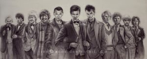 Doctor Who? by iamjoanna