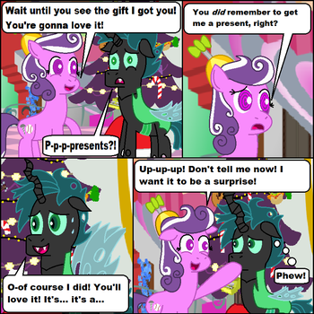 Hearth's Warming Chaos Comic Page 29 by FreshlyBaked2014