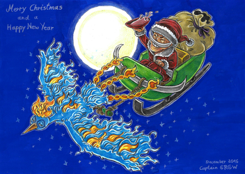 Merry Christmas... by Captain--Ruffy