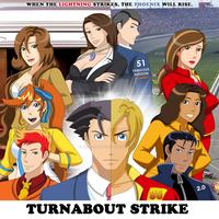 Turnabout Strike Title by FrostedRights