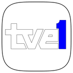 Alternate History Logos : TVE-1 (1976-82) by ramones1986