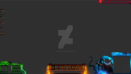 Spirit Guard Udyr Overlay by Melificence