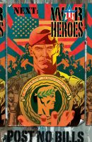 WAR HEROES issue 2 promo ad by DrewGill