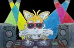 DJ Tails by tails4evr