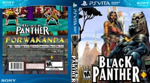 If Black Panther was a PSVita game by LOrdalie