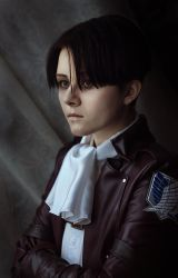 Levi Ackerman: Wings Of Counterattack by Akai-Ritsuka