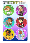 FORM VOLTRON by Nozominn