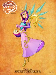 My Little Mages: Cadence by Didj