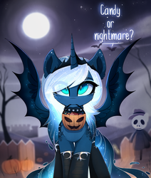 Candy or nightmare? :3 by MagnaLuna