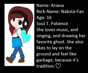 Ariana Ref by Nabstablook-Fangirl