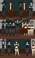 Halloween Special (TG, Anthro, BE) by fetishgirl0602