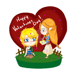 Happy Valentines Day by Sook-Yon9210