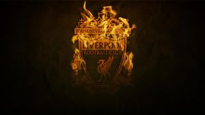 Liverpool FC on Fire by Fifinho5