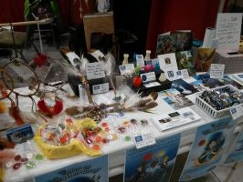 Another close shot of my table by TheSorceressRaven