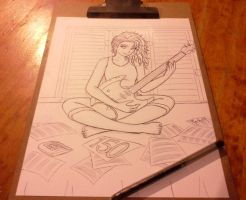 Marceline -HDA- (WIP) by Redz016