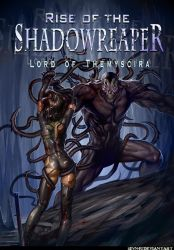 Rise of the Shadowreaper: Lord of Themyscira Cover by Sinn4u