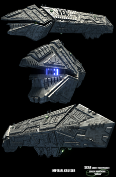 Imperial Cruiser Update by DrMan