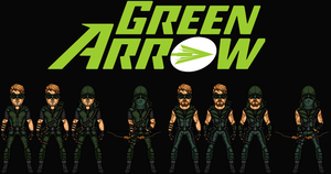 Green Arrow by Nova20X
