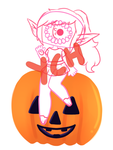 Pumpkin xynthii YCH [closed] by hello-planet-chan