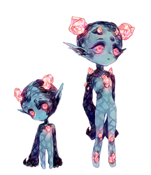Adopt || Eidolon species || CLOSED by mks8