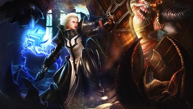 Diablo III - RoS The Warm Up by JoeyJulian