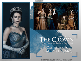 The Crown Season 1 - Photopack 001 by TheMaleviQueen