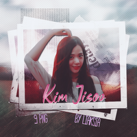 BLACKPINK Jisoo 9 PNG PACK #11 by liaksia by liaksia