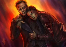 The Boondock Saints by Eneada