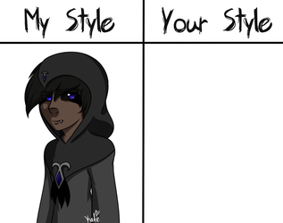 My Style VS Your Style: Eibiu (READ DESC) by KATEtheDeath1