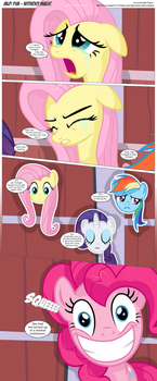 MLP: FiM - Without Magic Page 129 by PerfectBlue97